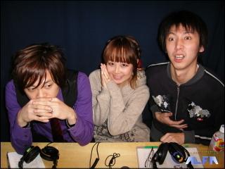 姫らジ!! 第56回放送 収録後写真